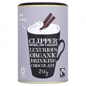 Clipper Luxurious Organic Drinking Chocolate