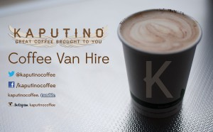 kaputino coffee van hire2