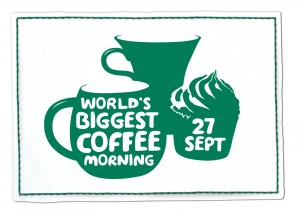 MacMillan Coffee Morning 27 Sept 2013