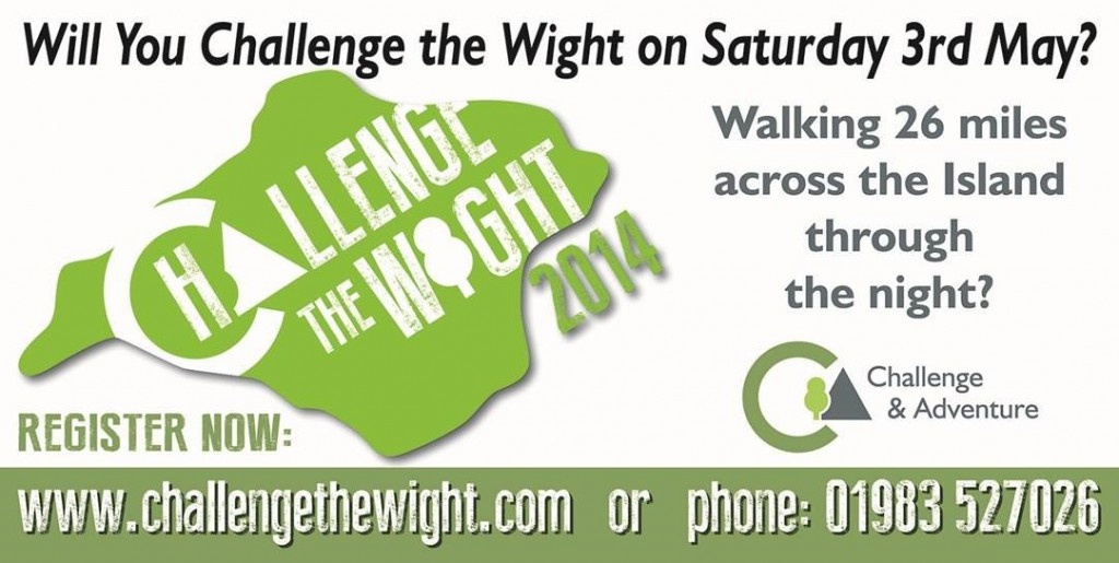 challenge the wight 2014