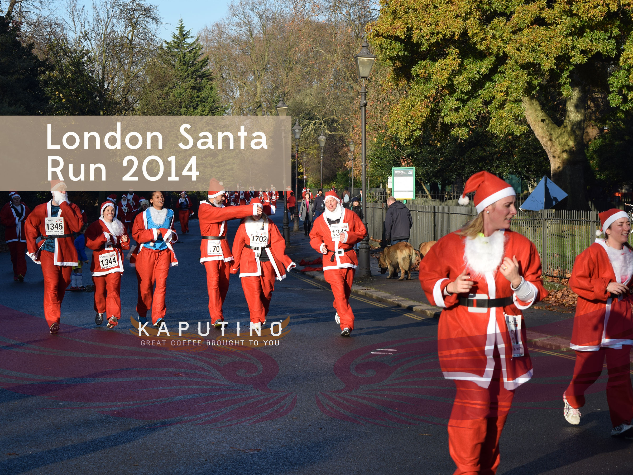 London-Santa-Run-2014,-Battersea-Park,-from-209-Events-with-the-kaputino-coffee-crepe-van