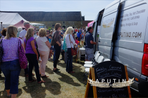 kaputino-coffee-crepe-van-wolverton-manor-garden-fair